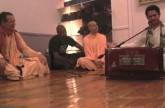 Radhanath Swami, Sachinandan Swami and Sri Pundrik Goswami