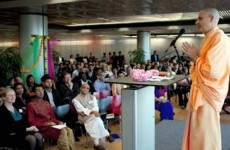 "Radhanath Swami's ""The Journey Home"" - Official UK Book Launch"