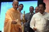 Swami Radhanath at Doctors Council