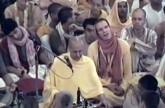 Radhanath Swami in Kirtan Mela 2012