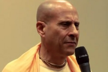 Radhanath Swami - Yoga and Ecology