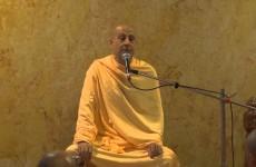 Radhanath Swami on  Srila Prabhupada's Book Marathon