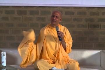 Radhanath Swami on Vedic Wisdom for Modern Business