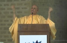 Radhanath Swami at Artha forum – 'Taking The Inspiration Back Home'
