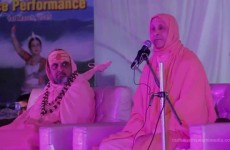 Radhanath Swami speaks on 'Equanimity Amidst Turbulence'
