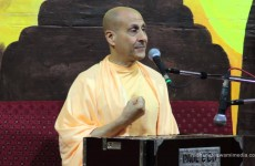 "Radhanath Swami explains ""Essential Components Of Bhakti"""