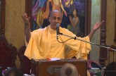 "Radhanath Swami on ""Power of Sound"""