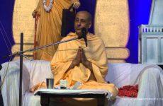 Radhanath Swami speaks at Srila Prabhupada Kathamrita Jaladuta Festival, Kolkata